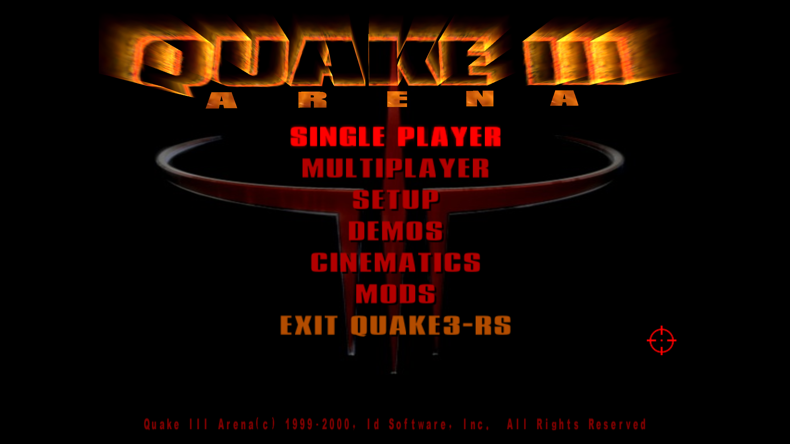 Image of Quake3 transpiled to Rust